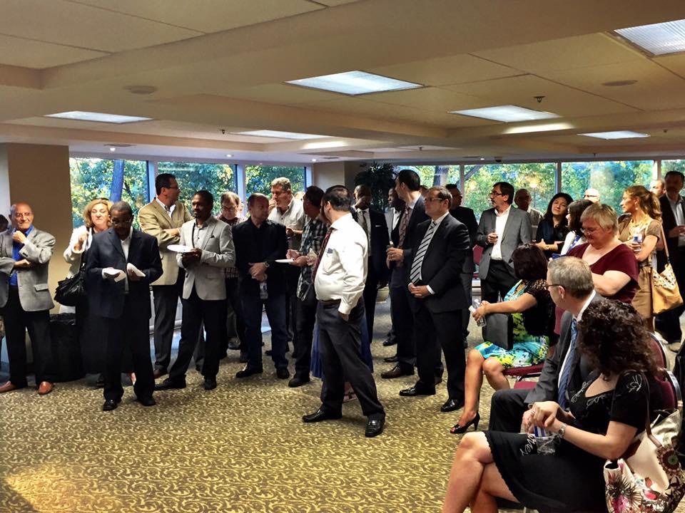 Ccimn retour sur le lancement du regroupement des for Chambre de commerce de montreal nord