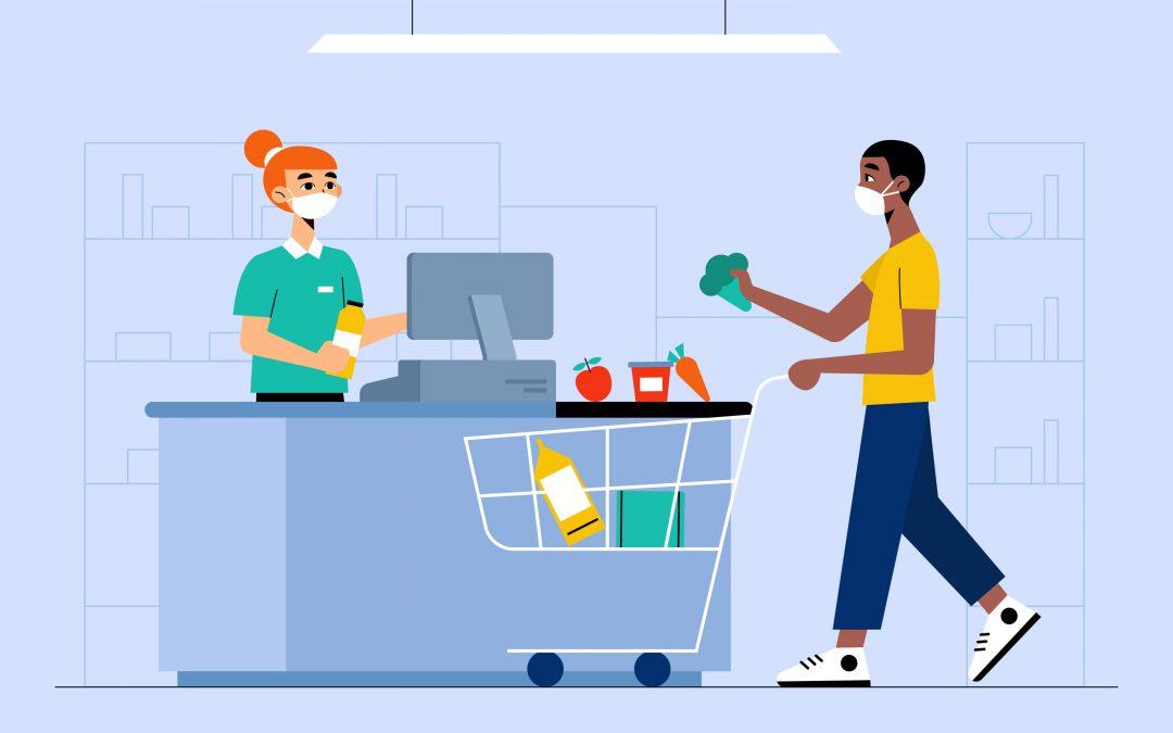 Consignes sanitaires de reprise aux entreprises et commerces pour éviter un autre confinement
