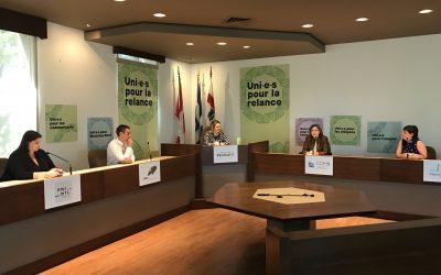 Montréal-Nord Uni.e.s pour la relance