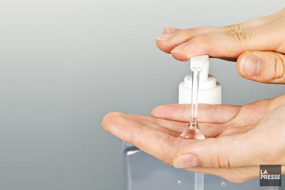 Des désinfectants pour les mains rappelés par Santé Canada
