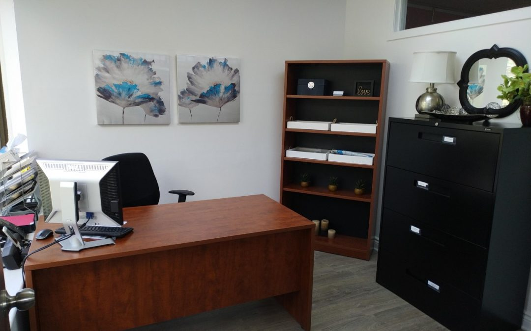Bureau et espace de Co-working à louer à la CCIMN