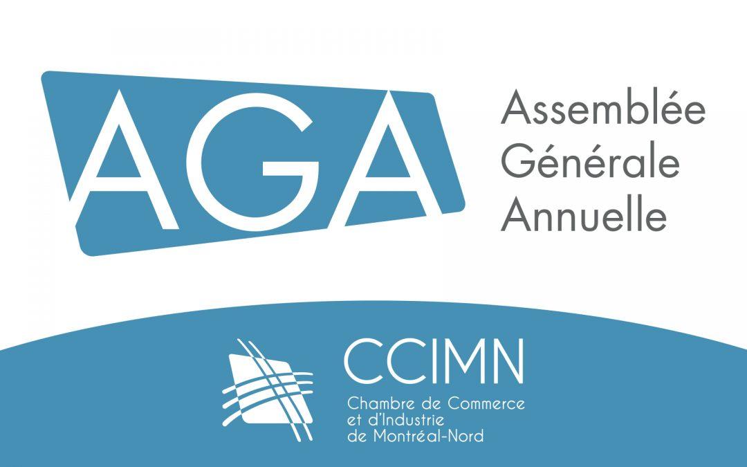 Assemblée Générale Annuelle 2020 de la CCIMN