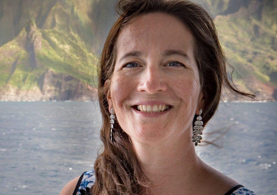 Claudie Bouchard, traductrice, réviseure et entrepreneure